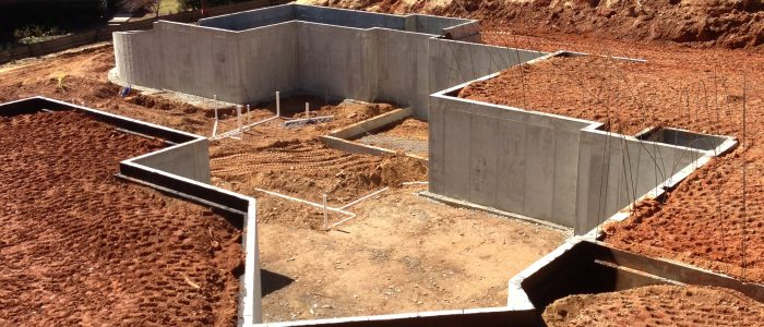 Poured Concrete Walls - Herbert Construction